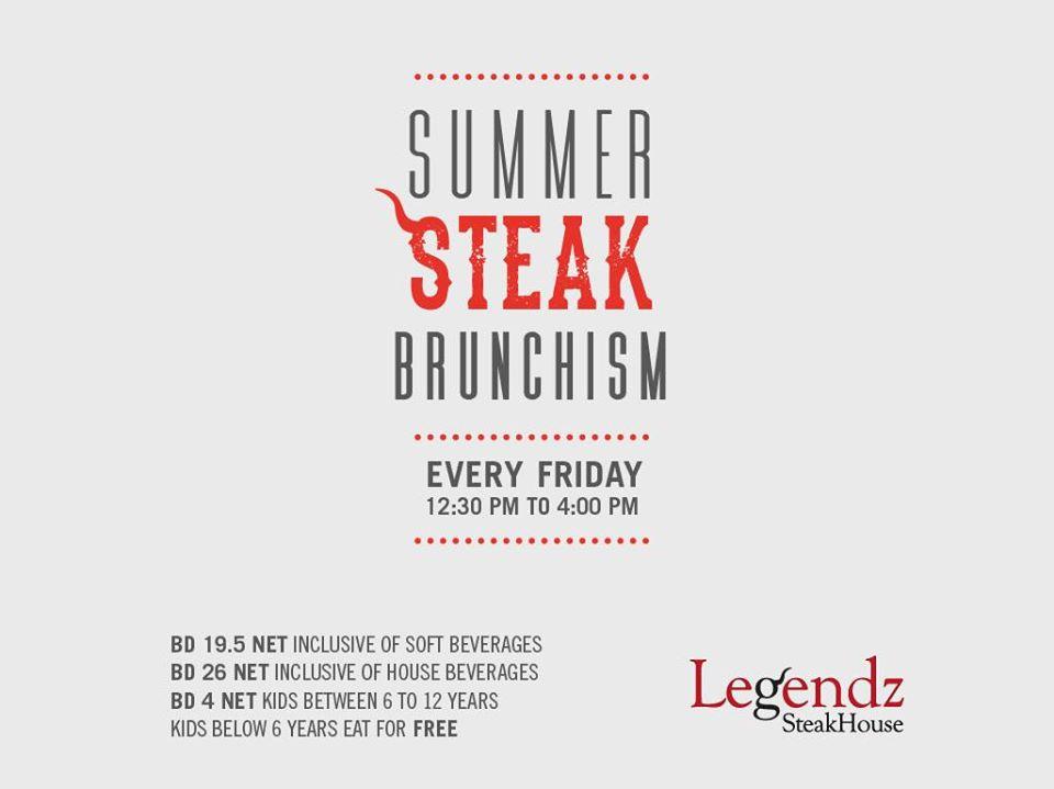 Legendz Steakhouse image