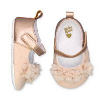 Osh-Kosh infant girl shoes