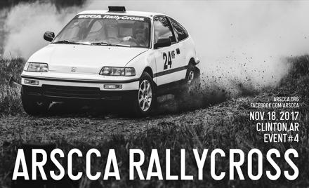 ARSCCA RallyCross 2017 Event #4