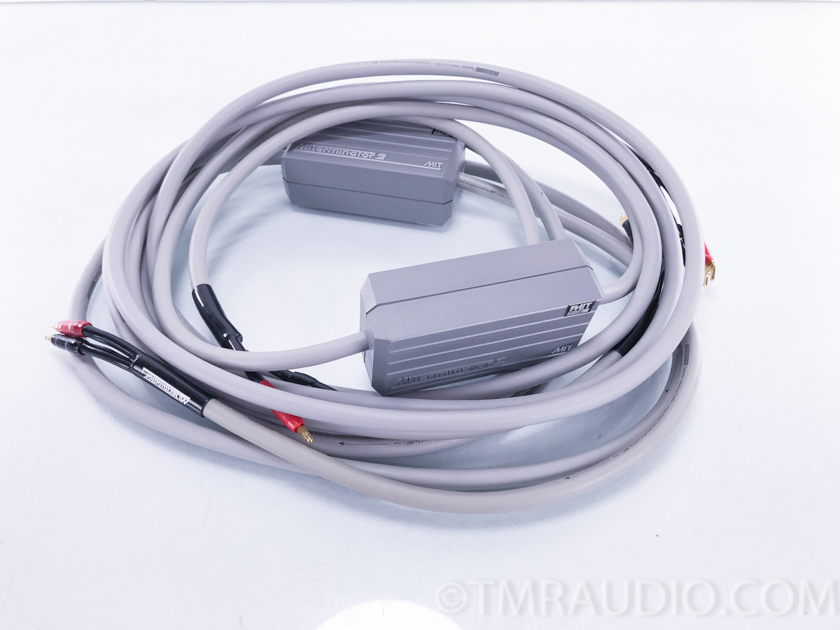 Musical Interface Technology Terminator 2 Biwire Speaker Cables 4.5m Pair; MIT (3340)