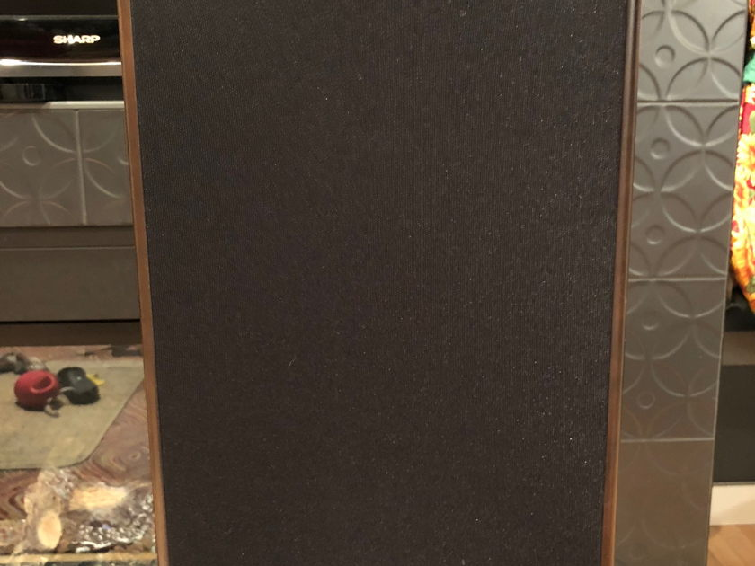 Harbeth Monitor 30.1 Speakers Tiger Ebony ~ Excellent Condition
