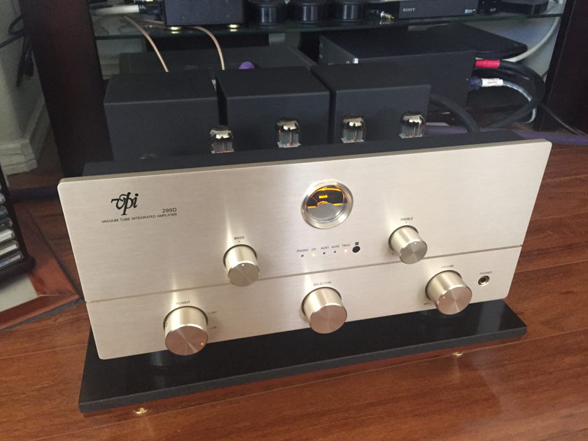 VPI Industries 299D Integrated Tube Amplifier