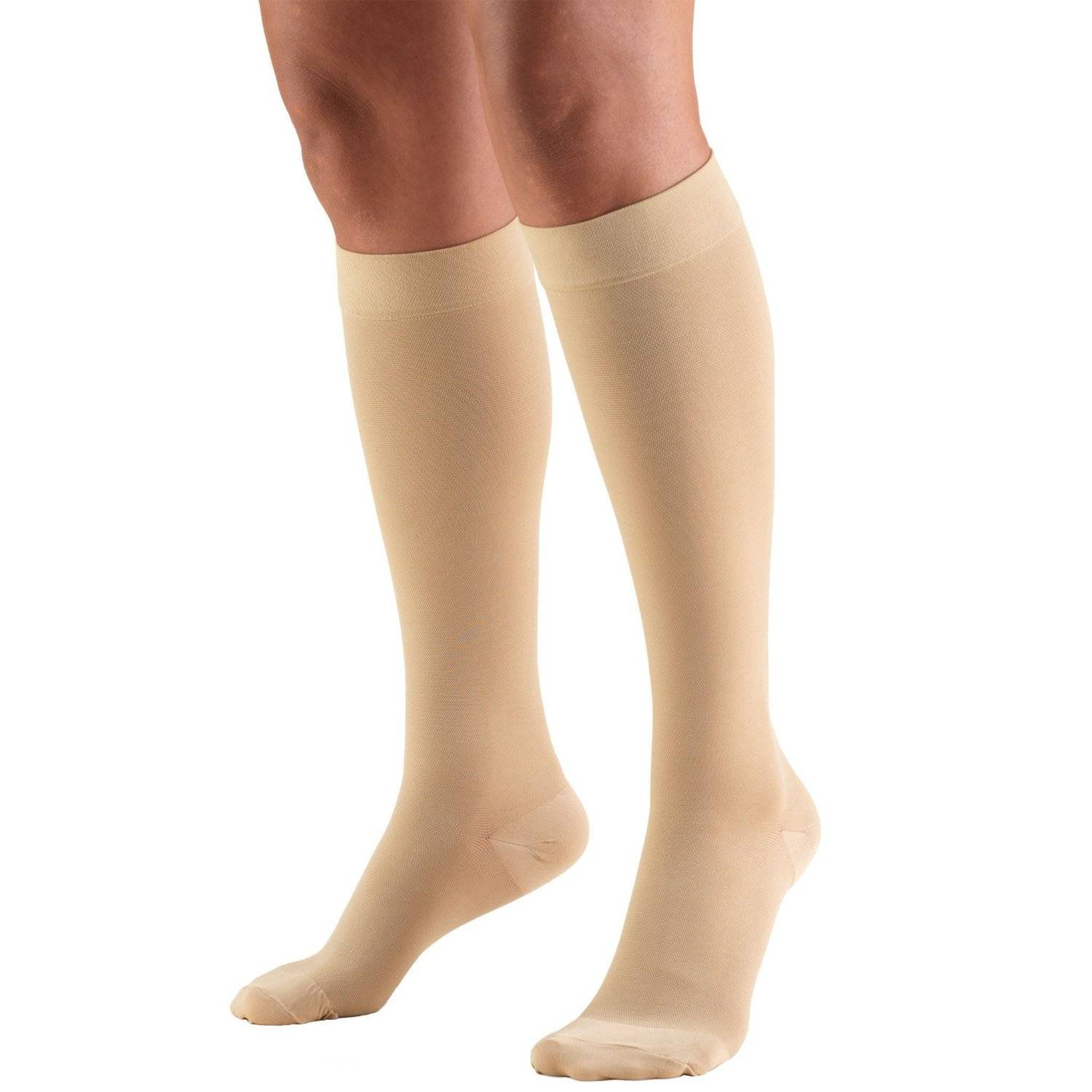 Thigh High Closed Toe Medical Stockings