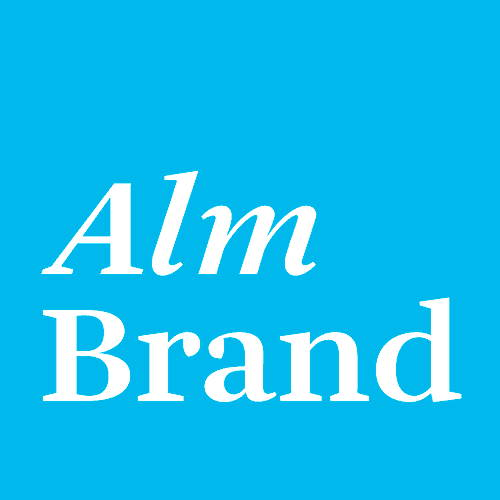Alm. Brands logo