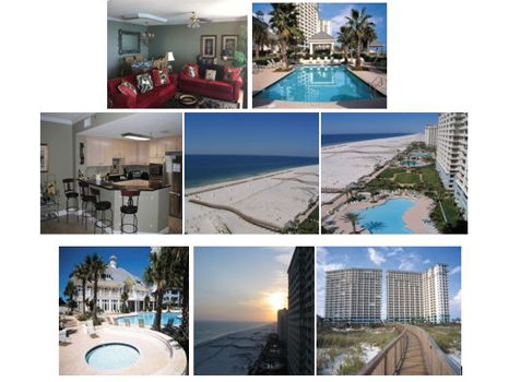 One week at a 4 Br 4.5 Ba private beach club in Gulf Shores, AL