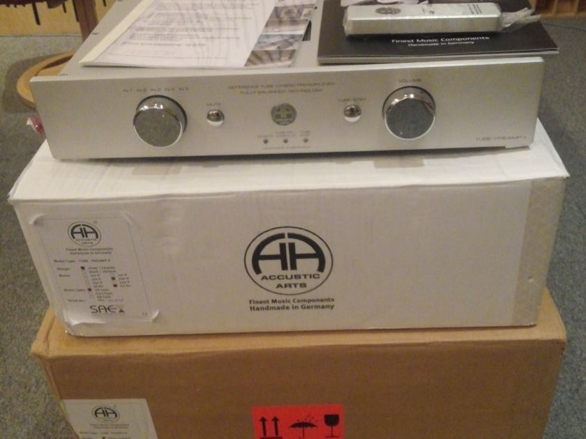 Accustic Arts Tube Preamp II Reference 220V