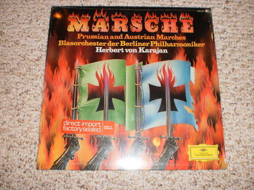 Dgg (Sealed) - 2721 077 (2LP set) prussian and austrian marches
