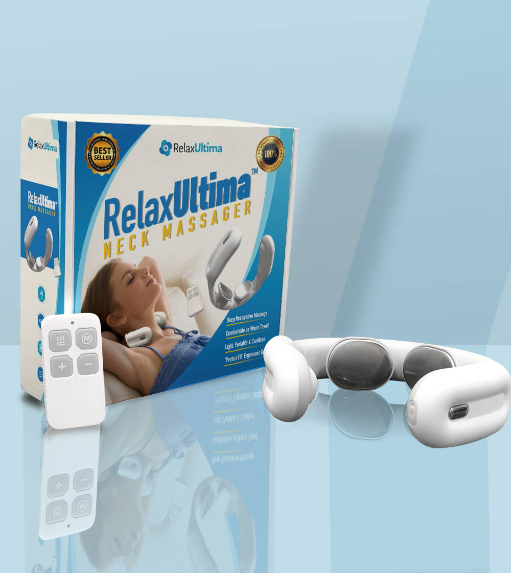 relaxultima neck massager