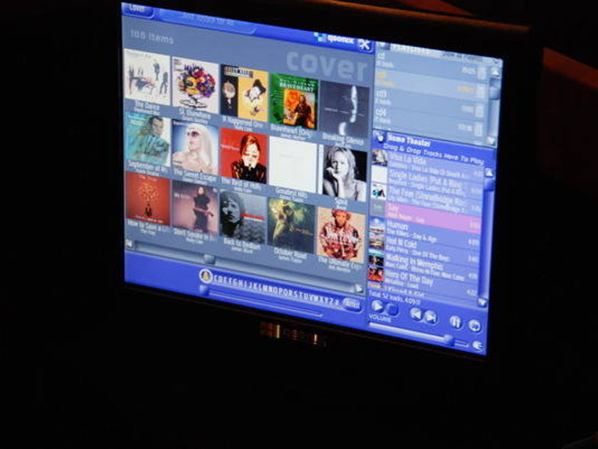 QSonix Q100 Music Server Upgraded