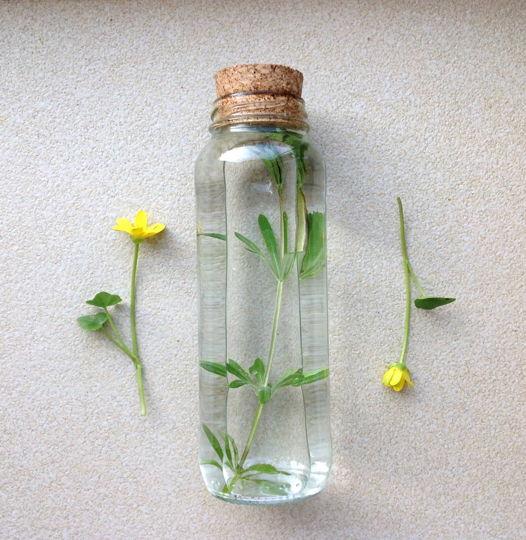 тоник для волос с травами органический KOSA