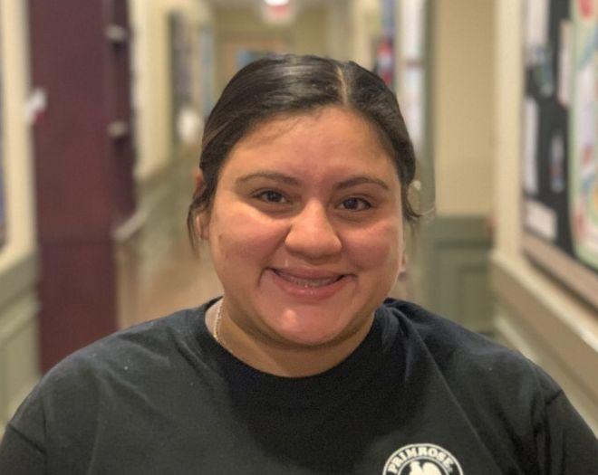 Melanie Salinas , Toddlers Teacher