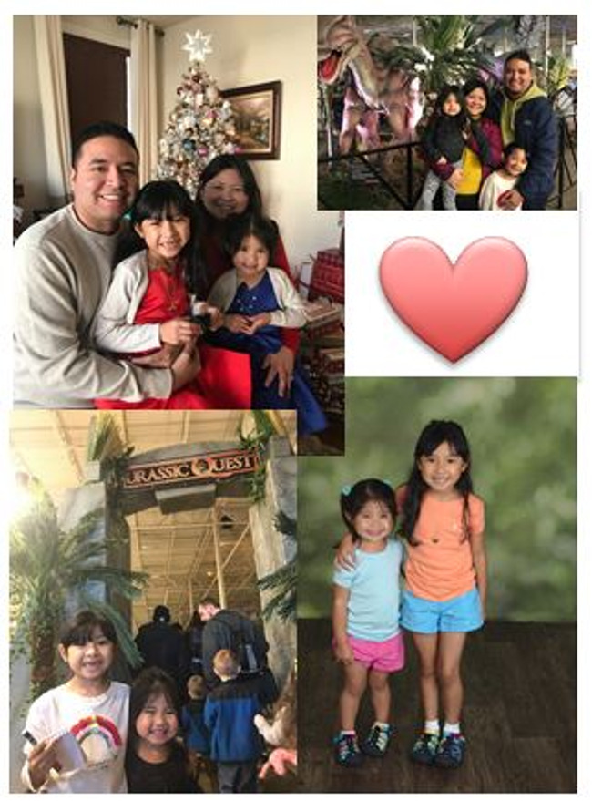 Mendoza Family 2020