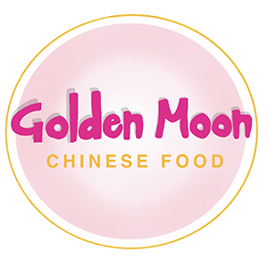 Logo - Golden Moon Chinese Food