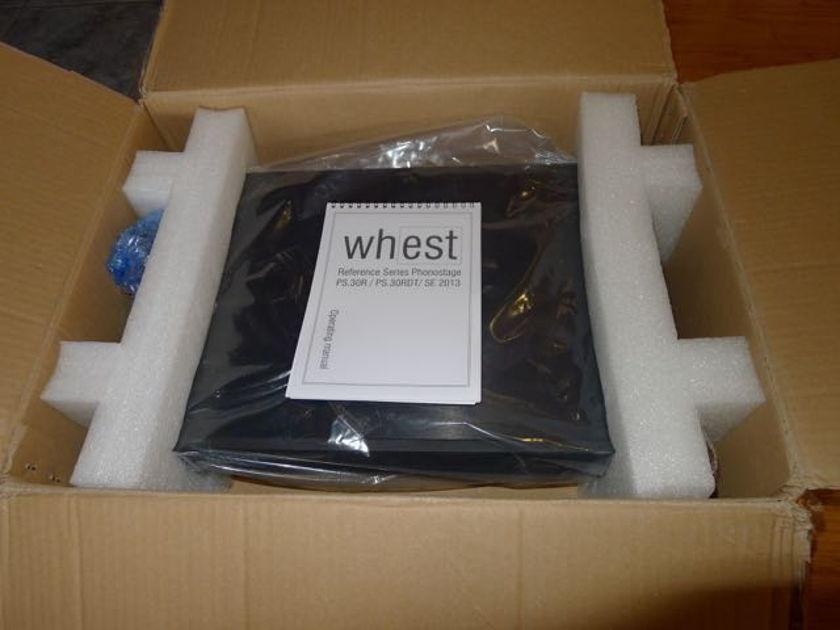 Whest Audio PS.30RDT SE Black, Mint