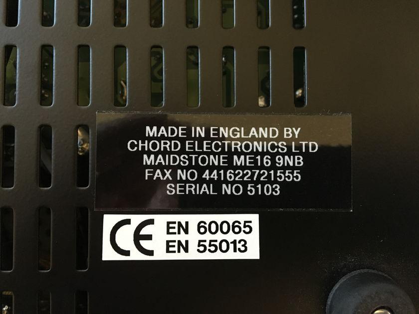 Chord Electronics Ltd. SPM-600 Power Amp