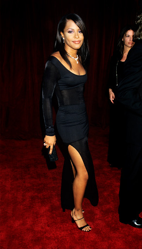 Aaliyah One In A Million Style Icon
