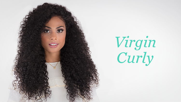 Virgin Curly