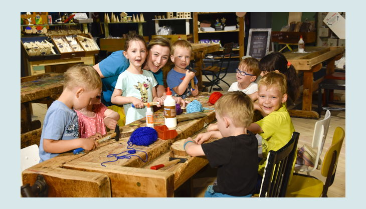 oskarshausen kindergeburstag holz kreativwerkstatt
