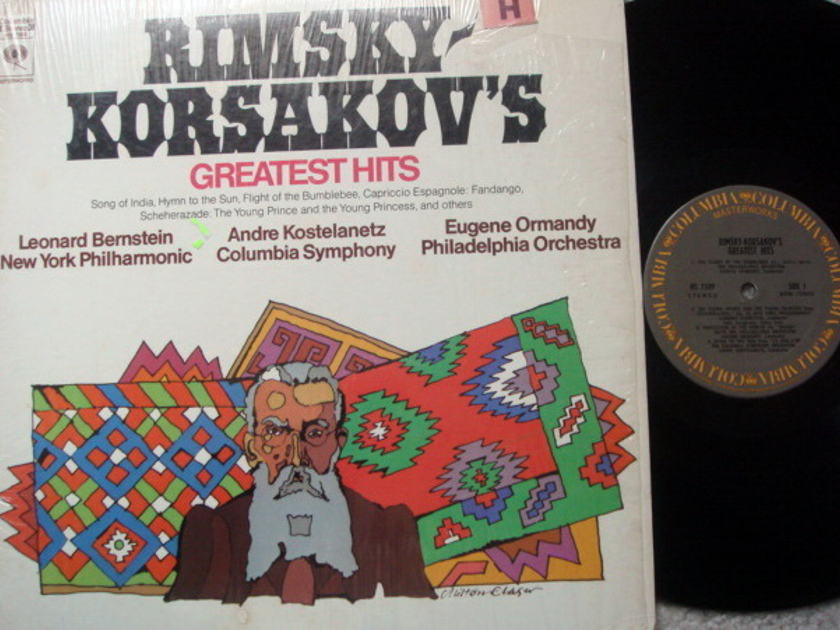 Columbia / BERNSTEIN-ORMANDY, - Rimsky-Korsakov's Greatest Hits, MINT!