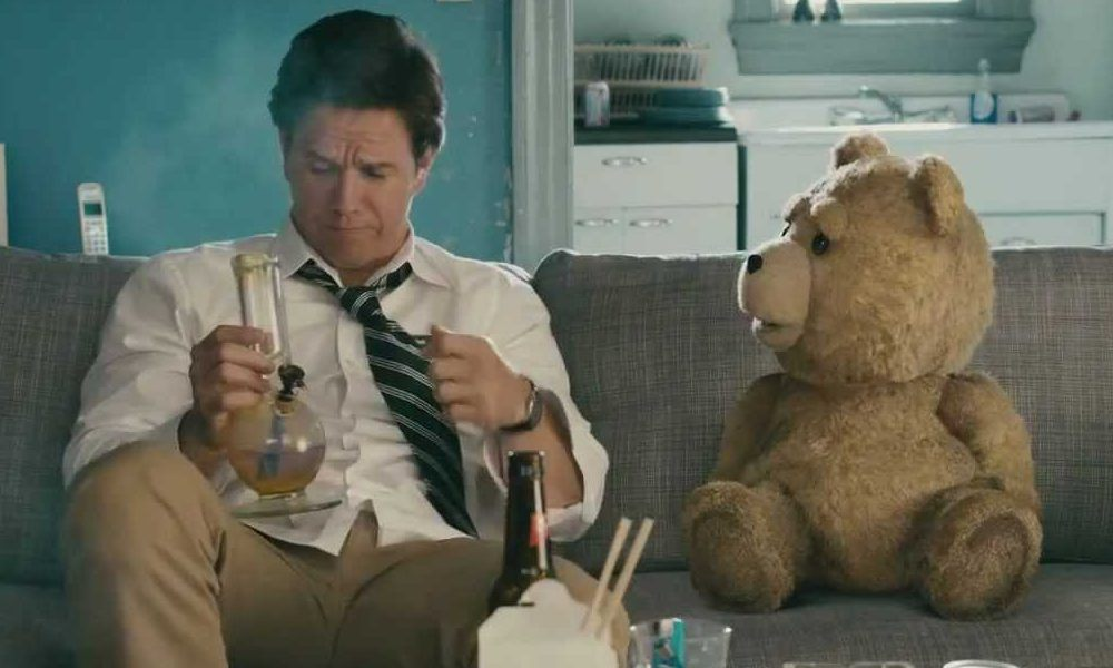 Ted 1 and Ted 2 Stoner Movie