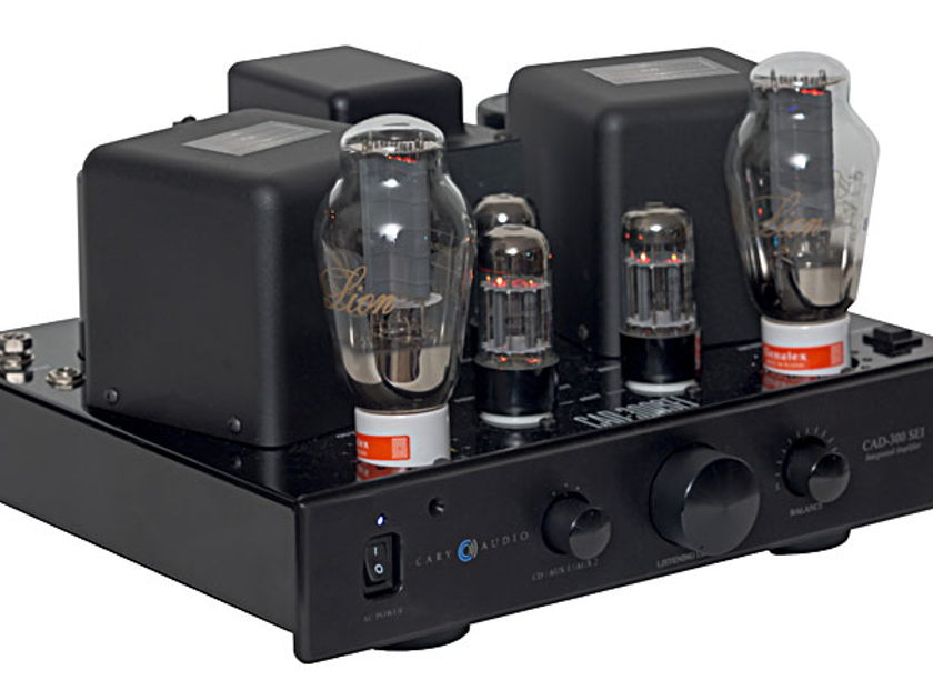 Cary Audio Design - CAD-300SEI - Integrated  Amplifier - MINT - Factory Packaging - Free Shipping