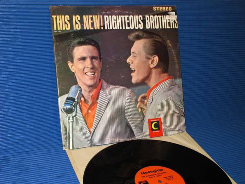 """THE RIGHTEOUS BROTHERS -  - """"This Is New"""" - Moonglow 1965S Stereo rare"""