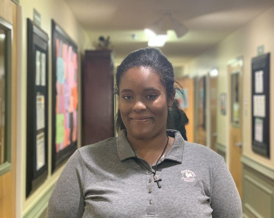 Ms. Ashanee , Assistant Teacher - Early Preschool II