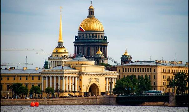 Необычное путешествие по Санкт-Петербургу (автобусная экскурсия)