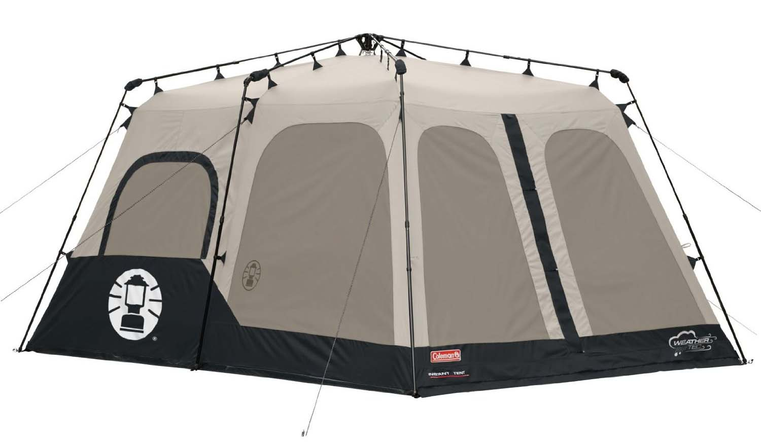 Coleman 8-person Instant Tent vs Ozark Trail 10-Person XL Family Cabin Tent detailed comparison as of 2018 - Slant  sc 1 st  Slant & Coleman 8-person Instant Tent vs Ozark Trail 10-Person XL Family ...