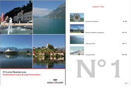 Die schönsten Immobilien der Schweiz & Liechtensteins 2017