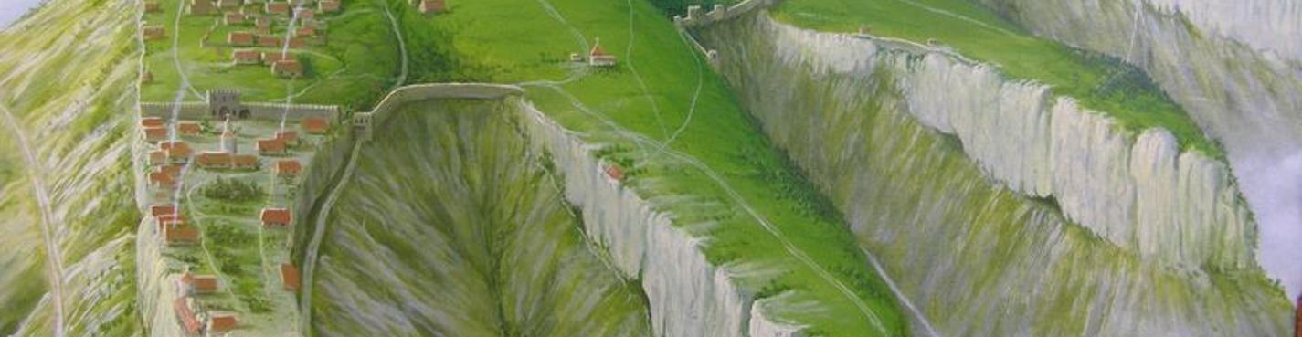 Мангуп-кале: мир на ладони (индивидуальная экскурсия в пещерный город)