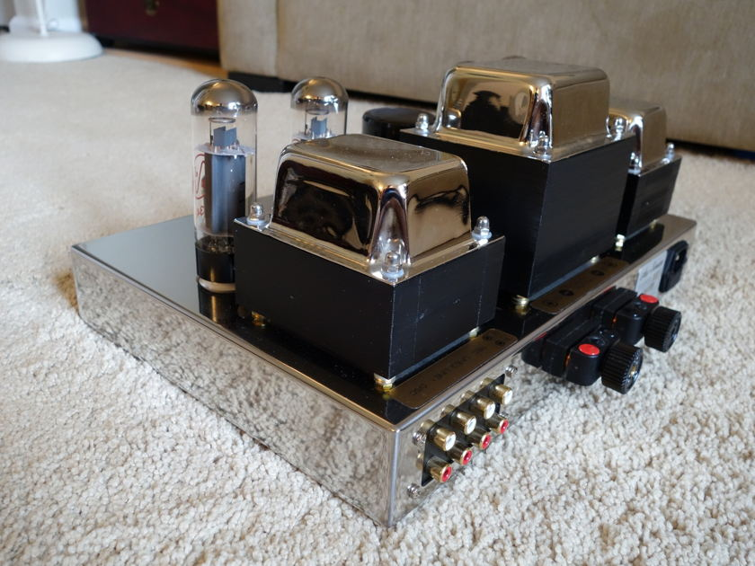 Ars Sonum Filarmonia SJ Used Class A EL34 Tube Integrated Amp W/Warranty