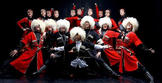 «Авторадио-Санкт-Петербург» рекомендует танцевальное шоу «Огонь Грузии» - Новости радио OnAir.ru