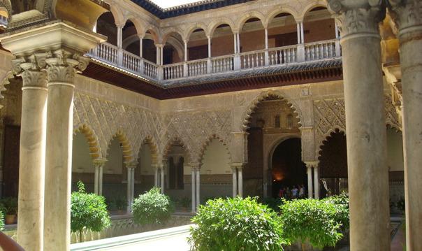 Групповая экскурсия в Севилью с Коста дель Соль