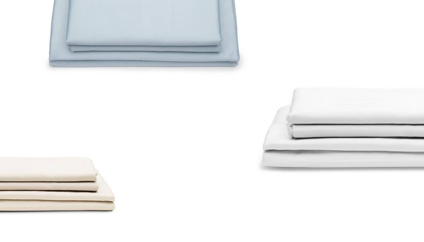 DOPLNOK-Organic-Cotton-Bed-Sheets-Multiple-Colors-Organic-Cotton-Bedding