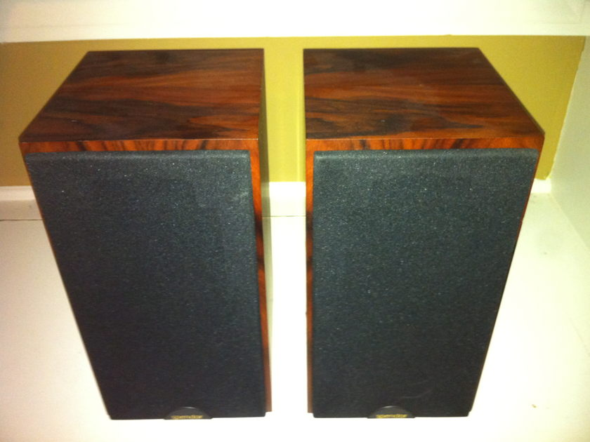 Spendor   S 3/5 SE  Rosewood speakers