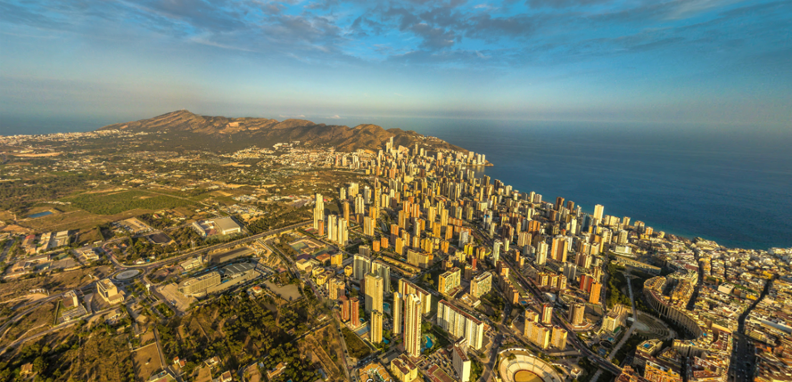 Benidorm, Spain - from the sky.png