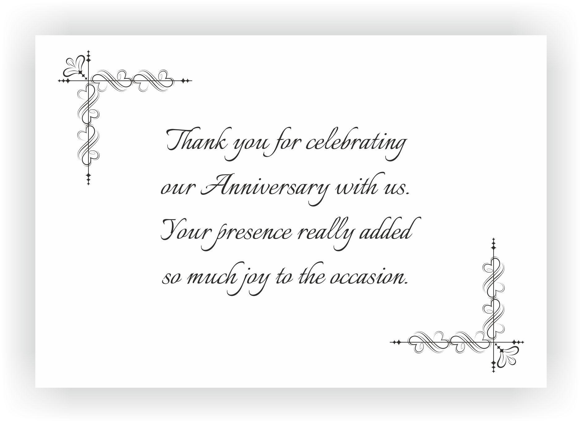 Wedding Return Gifts For Friends: Wedding Anniversary Return Gift Wording