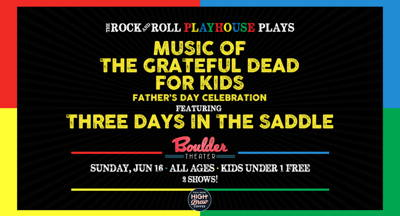 The Rock and Roll Playhouse Presents: The Music of Grateful Dead for Kids (PM Show)