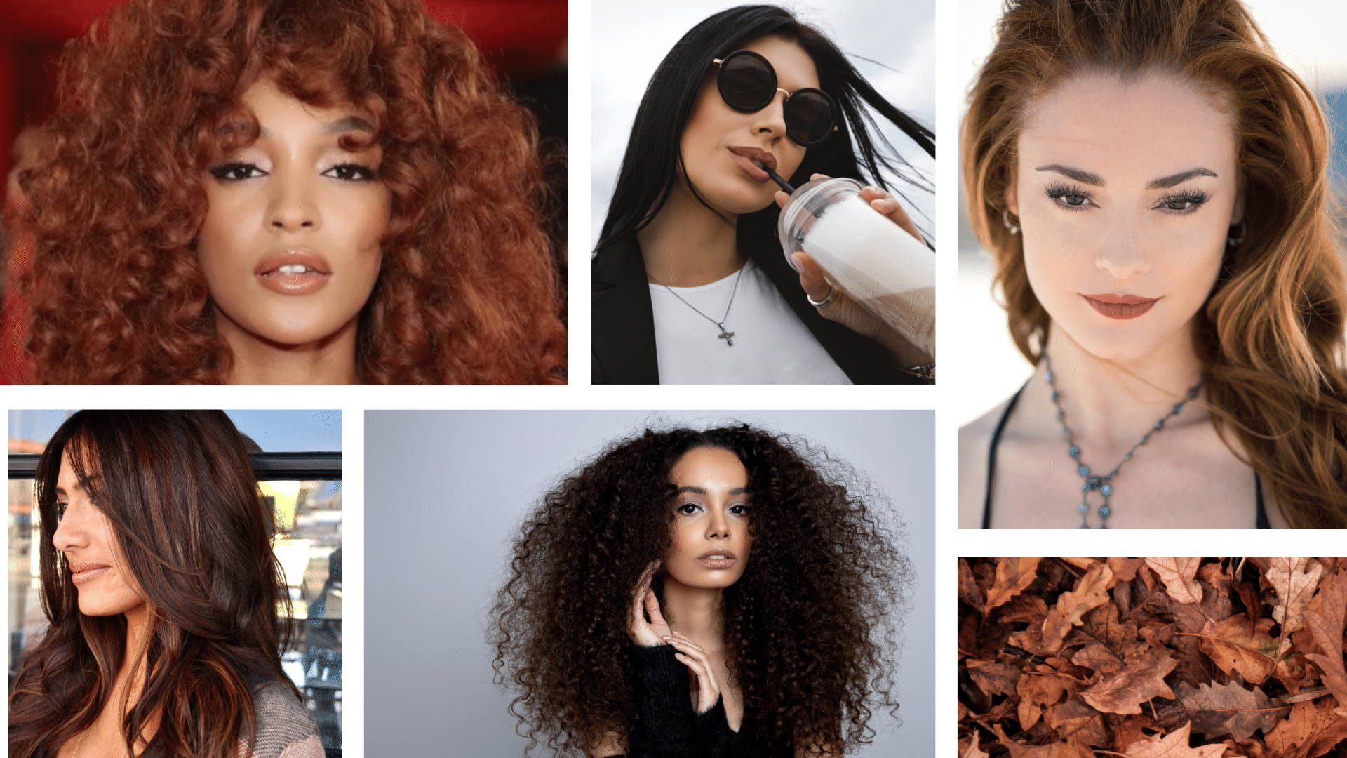 trending Fall hair colors 2021