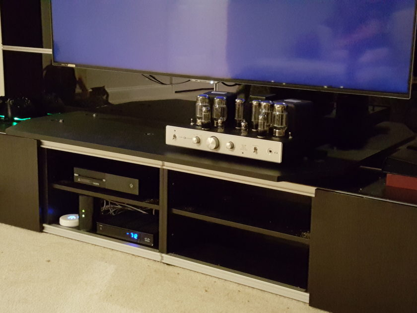 Cary Audio Design SLI-80 Integrated Tube Amplifier - MINT Less Than 30 Hours
