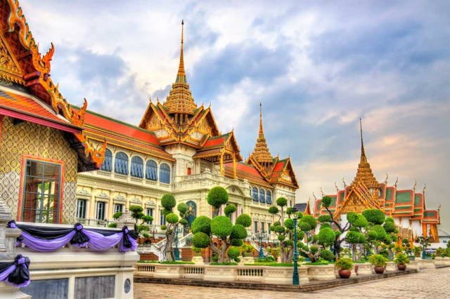 Royal Grand Palace, Bangkoks Most Famous Sight