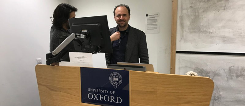A Proof-of-Stake lecture at Oxford university