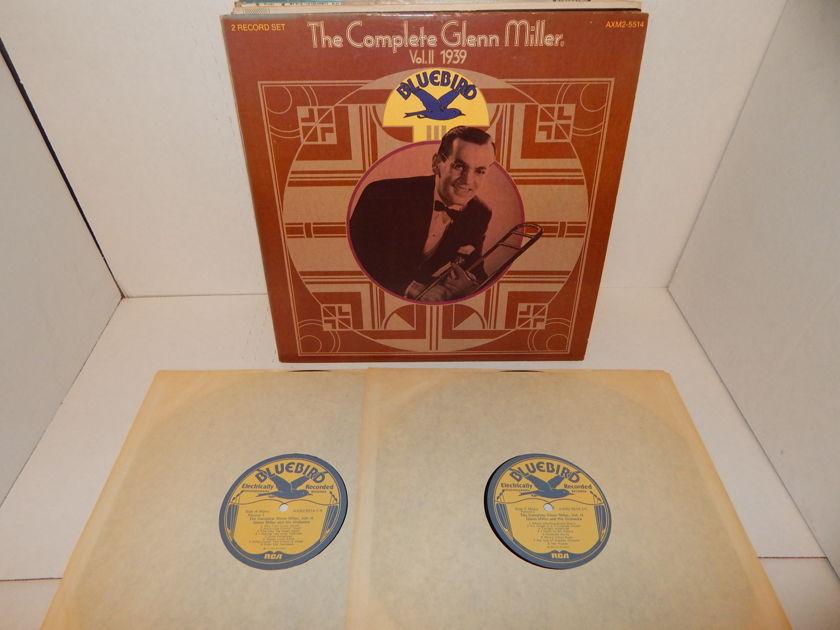 GLENN MILLER - The Complete Glenn Miller 1939 Vol. II Bluebird Double LP