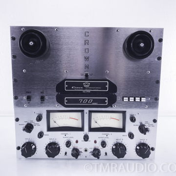 CX724 Vintage Reel to Reel Tape Deck / Recorder