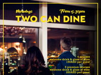 صورة TWO CAN DINE