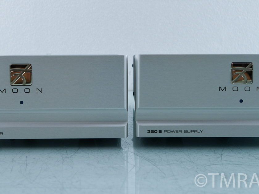 Moon 310LP Phono Preamplifier with 320S Power Supply (9786)