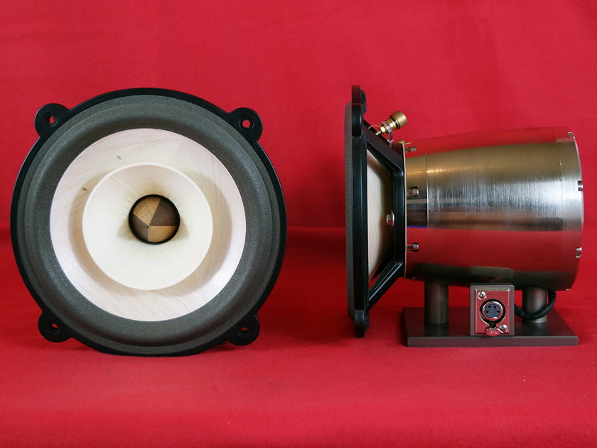 Voxativ AC-Xp Fieldcoil Driver with wooden cone - Trade-in in excellent condition
