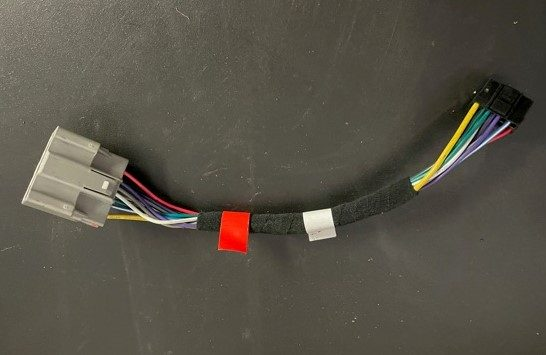 DEFENDER RADIO ISO WIRING HARNESS ADAPTOR DH12014588's featured image