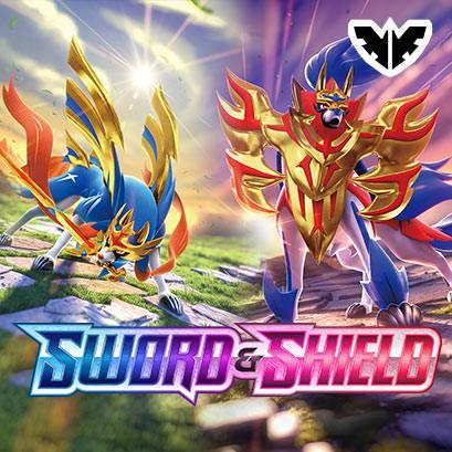 Sword SHield Base Set